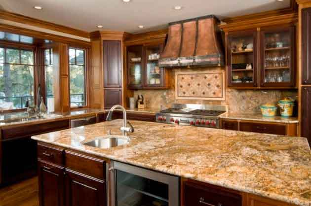 Granite in your home upgrade